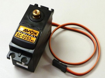 SAVOX SC-0253MG digital servo, metal gear, SAX115
