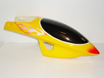 Canopy fiber glass XP500PS Paited yellow XP5066