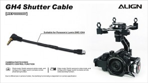 HEP00008 GH4 Shutter Cable