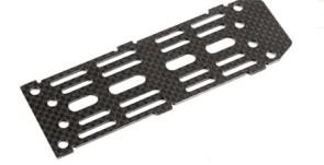 KDS Kylin 250 frame upper plate