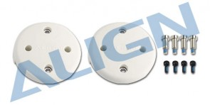 M480017AX Multicopter Main Rotor Cover-White