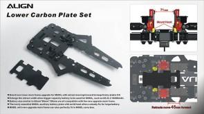 M480036XX M690L Lower Carbon Plate Set