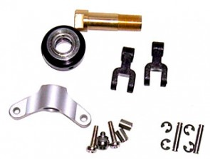Controllo comando  coda metallo + cuscinetti BIZ1002