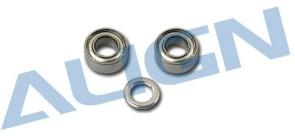 H25061 Bearings(MR63ZZ)