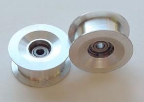 Metal Pulley   2  pezzi JSS1013