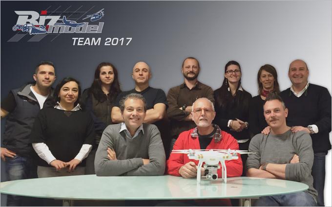 bizmodel team 2017-2018