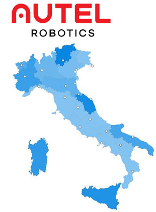 Rivenditori Autel Robotics
